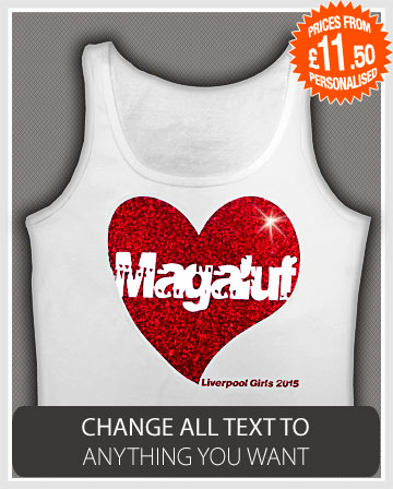 e65dfb24 lads holiday vest glitter hearts. LV1 - Glitter Heart Destination Holiday  Vest Tops